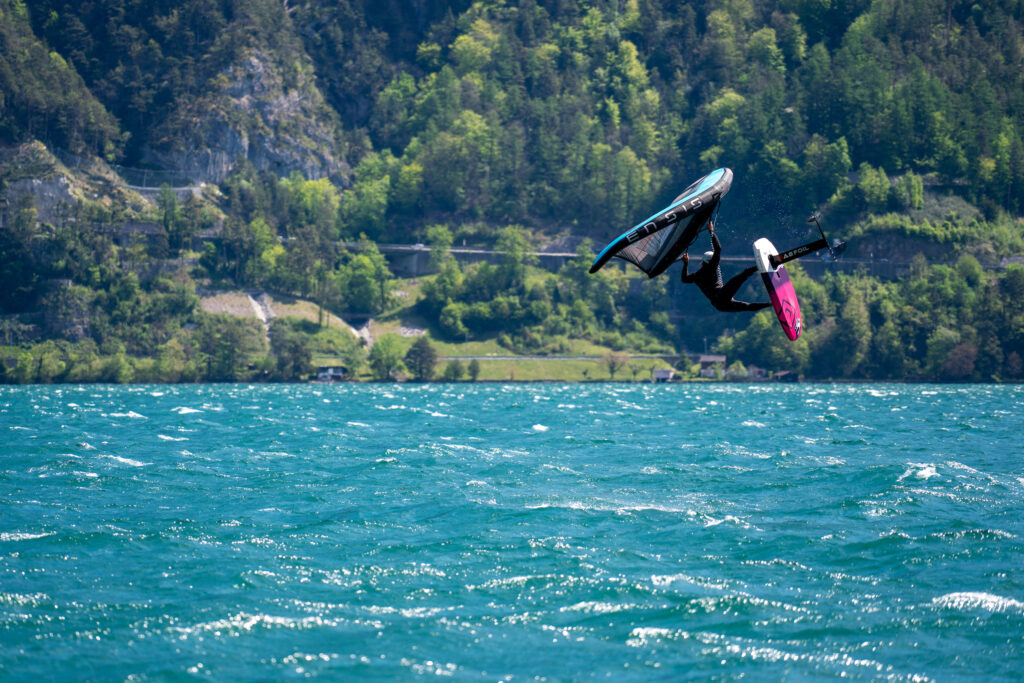 ENSIS SCORE Freestyle jump Balz