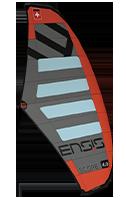 ENSIS SCORE Orange Rendering