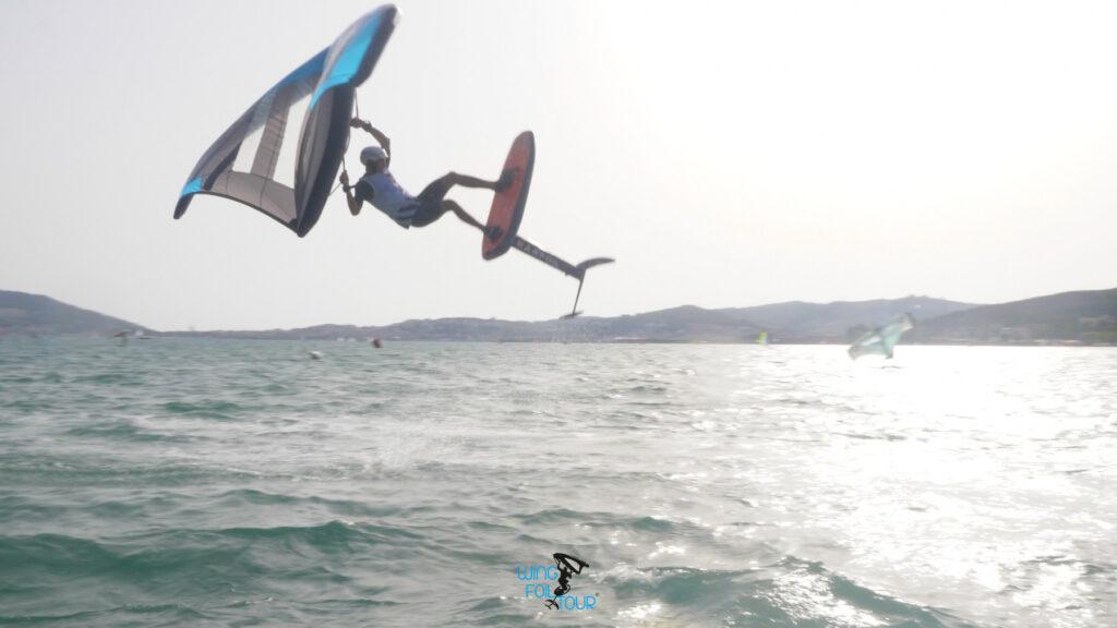 ENSIS Team Rider Giulio Gasperini