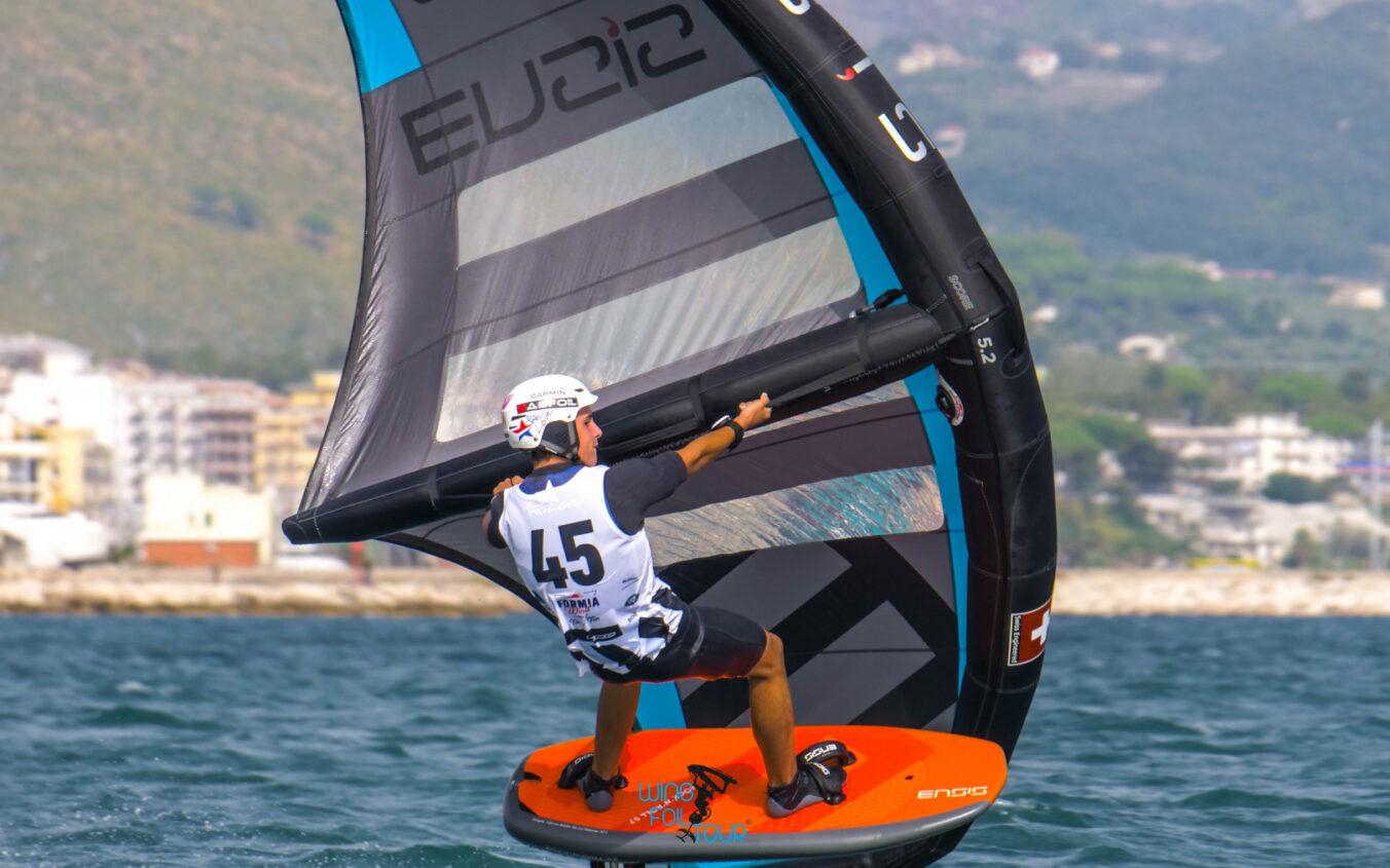 ENSIS Team Rider Giulio Gasperini ENSIS SCORE seed
